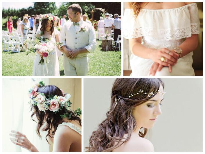 c40786e61c68b14 Одежда молодоженов и гостей на свадьбе в ЭКО стиле