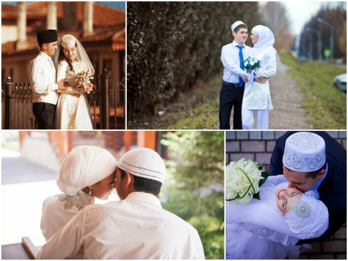 Современная татарская свадьба: традиции, обычаи и обряды | Конферансье | 530x706