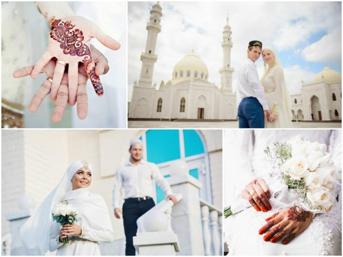 Поздравление на свадьбу мусульманские