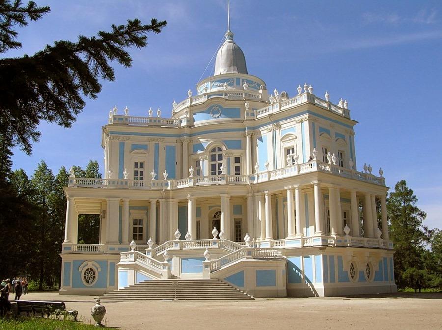 Дворцово-парковый ансамбль «Ораниенбаум» фото