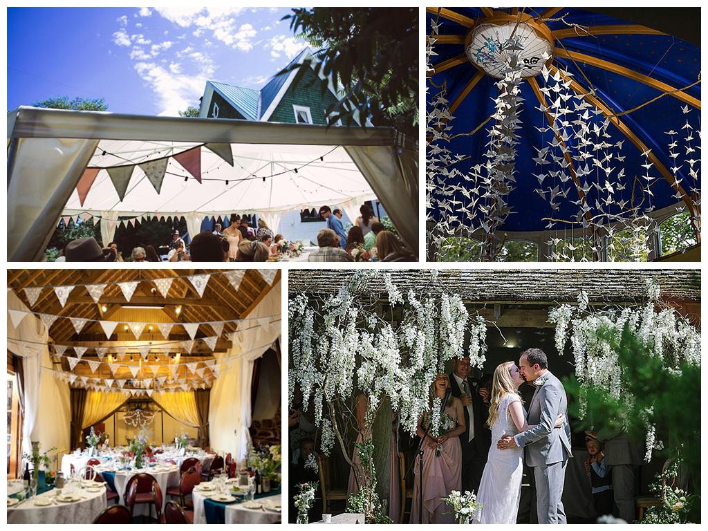 свадьба в эко стиле фото