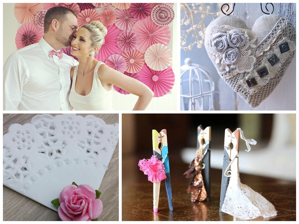 Свадьба в стиле hand made