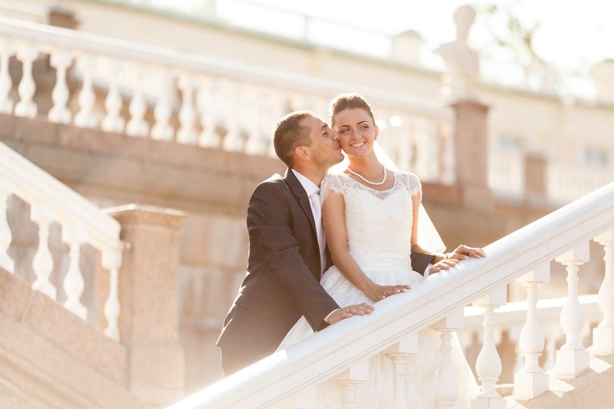 ломоносов, свадебные фото