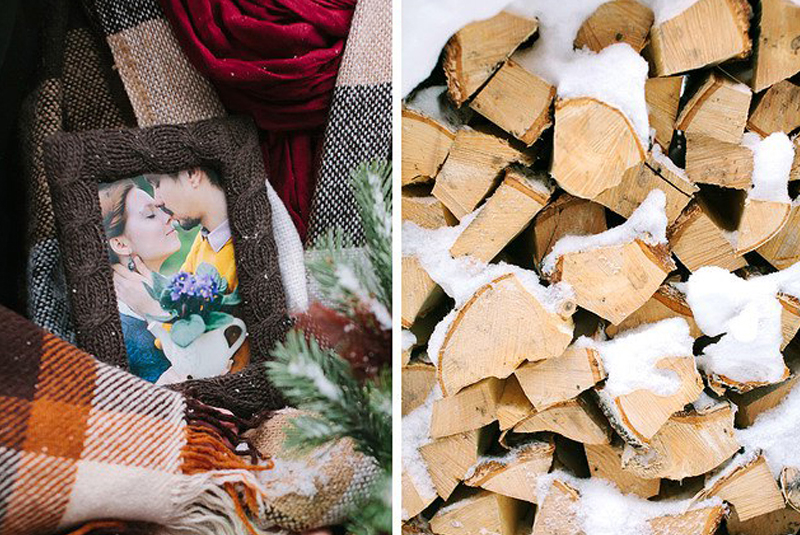 свадьба зимой недорого