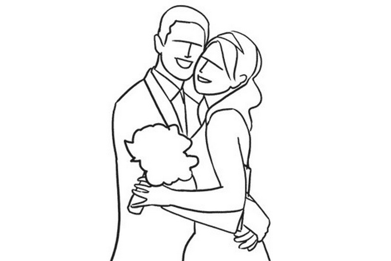 красивые позы для свадебных фотографий