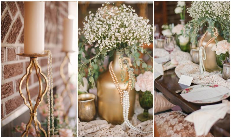 розово золотая свадьба