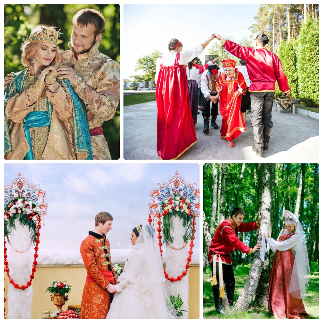 Сценарии свадеб в стиле сказок