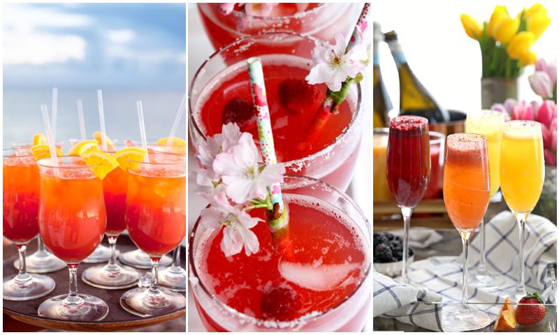 Как рассчитать безалкогольные напитки на свадьбу