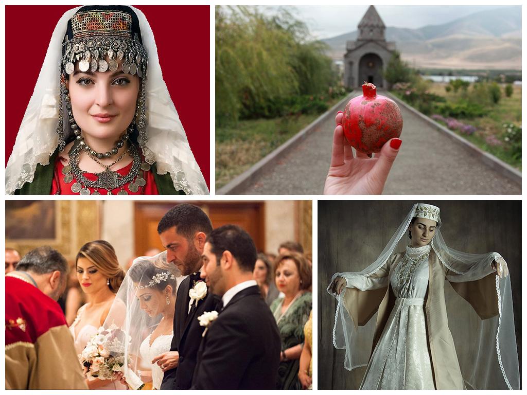 Сценарий армянских свадеб