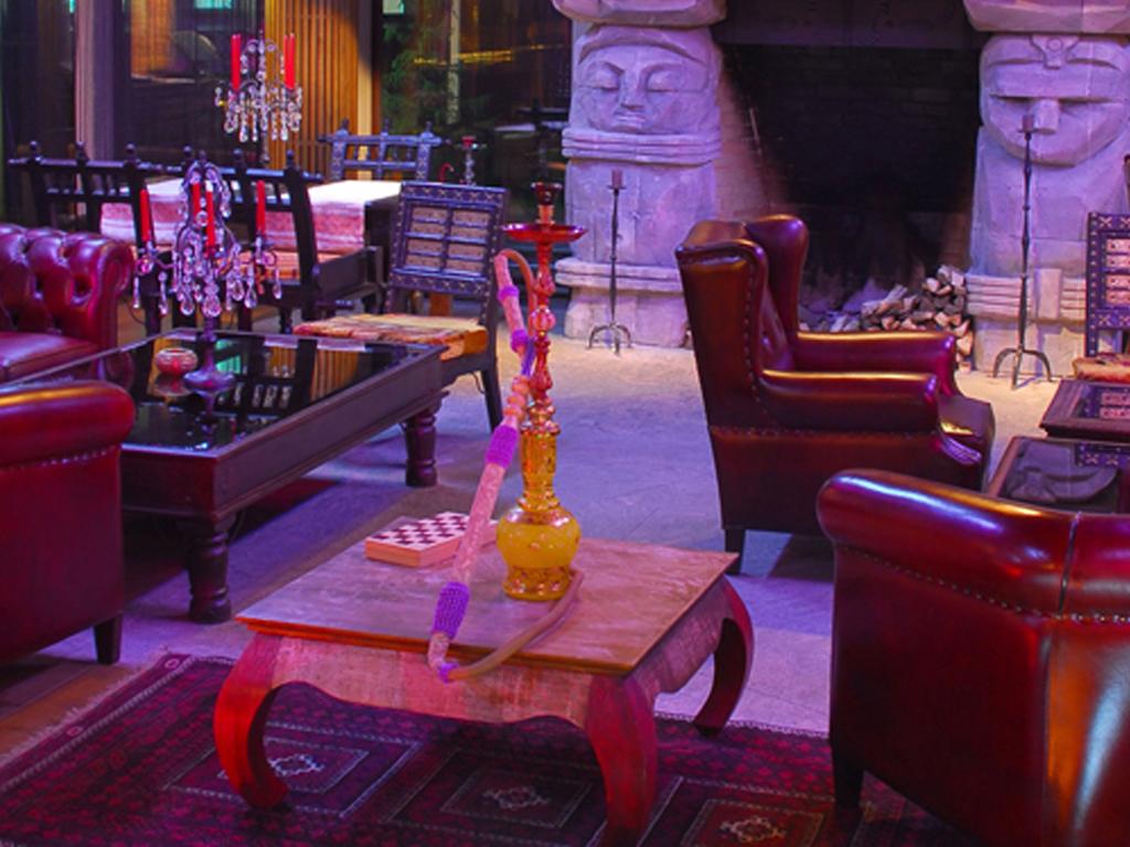 """Ресторан-отель """"Касабланка"""""""