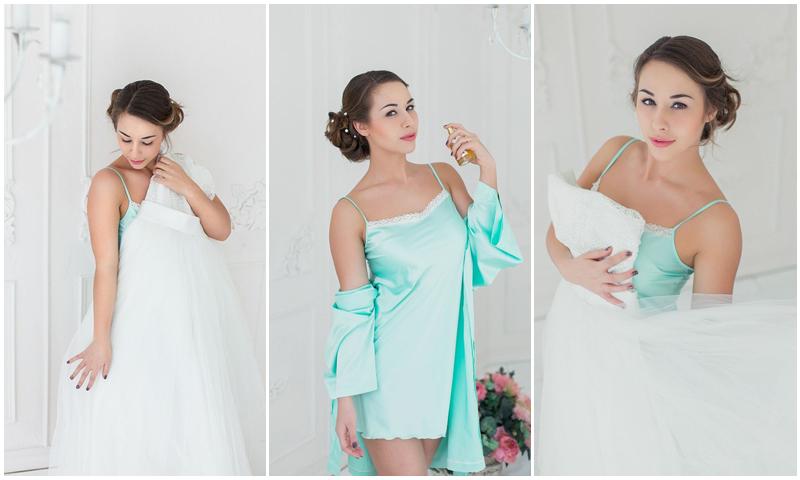 Утро невесты: интересные идеи для фотосессии