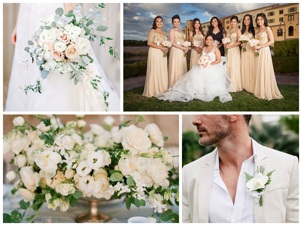 Ванильная свадьба