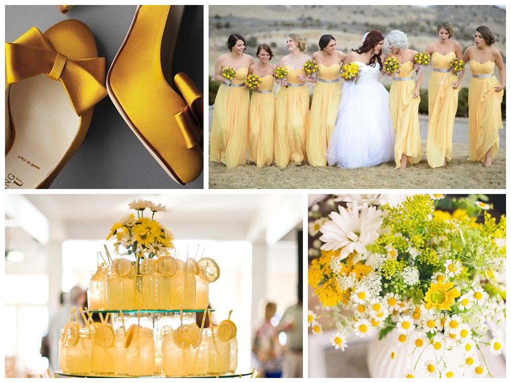 Желтая свадьба