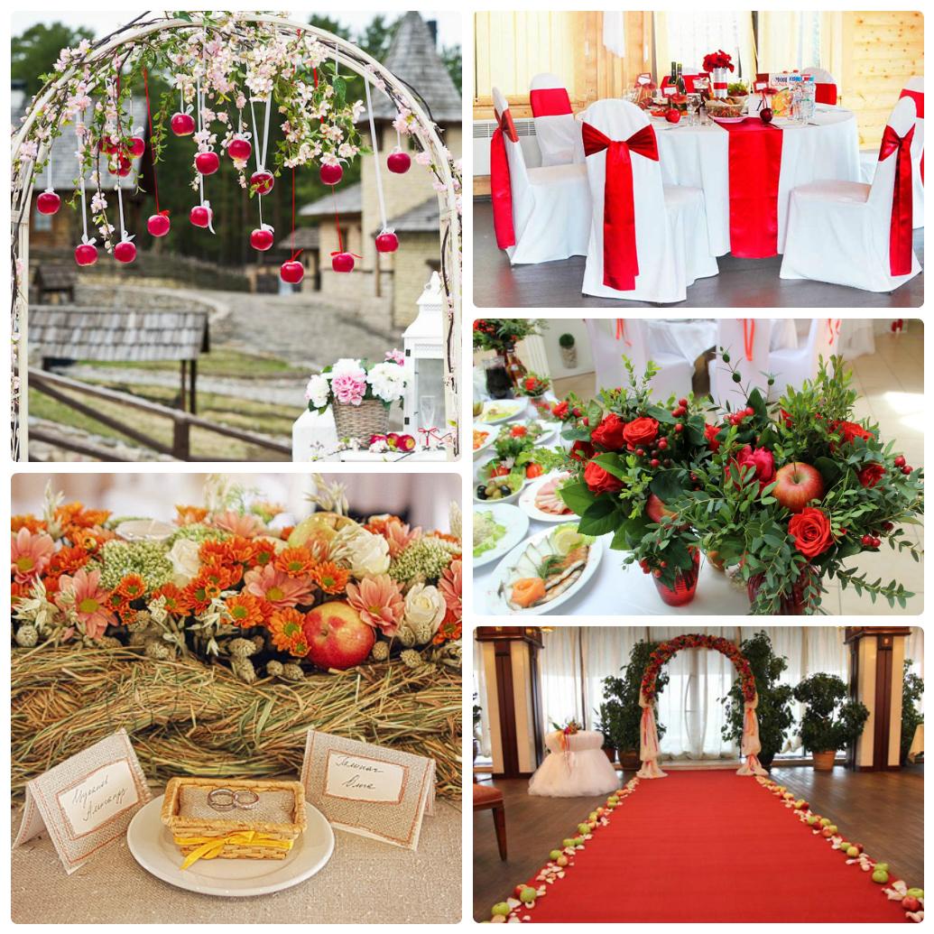 фруктовая свадьба