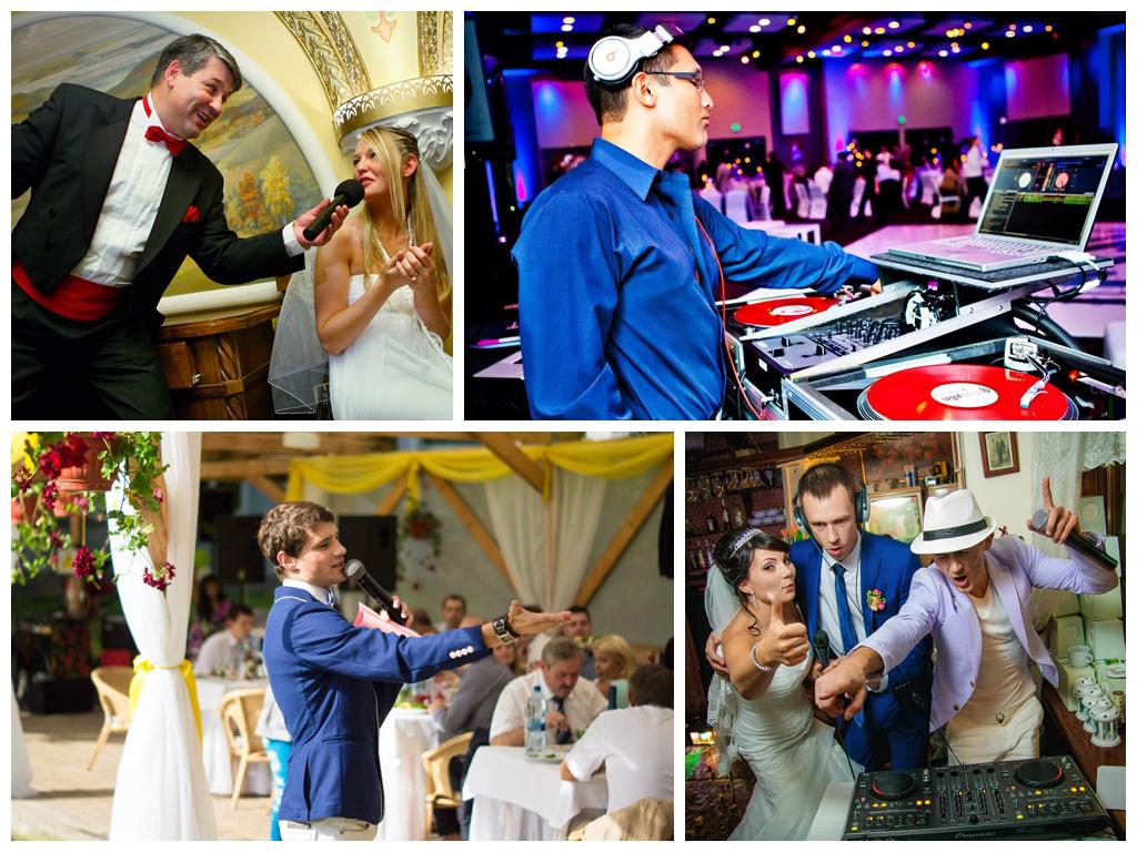Какой должна быть программа на свадьбу