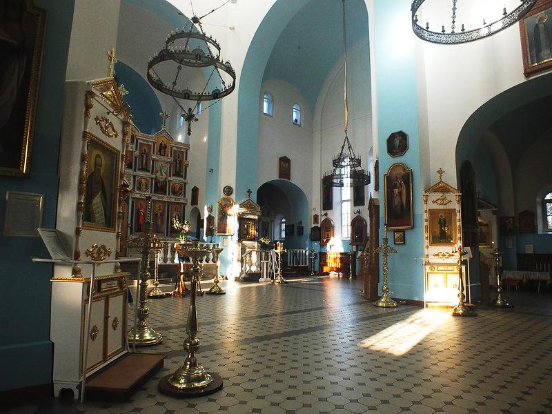 Церковь Иконы Божией Матери в Зеленогорске