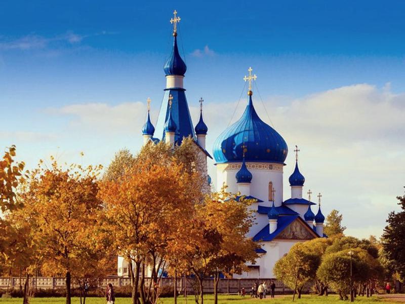 Церковь Рождества Христова на Средней Рогатке
