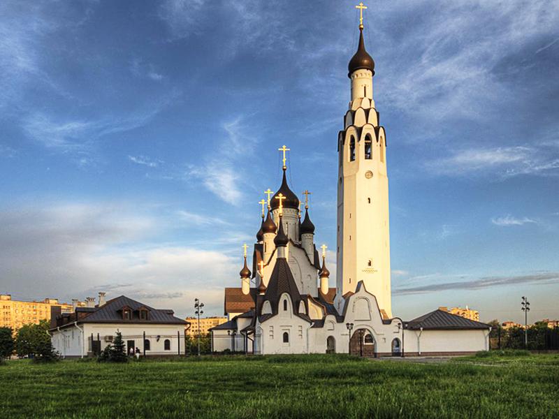 Церковь святого Первоверховного апостола Петра