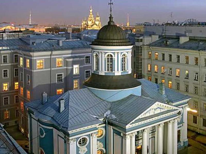 Храм Святой Екатерины Александрийской