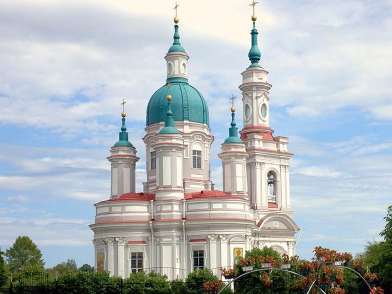 Собор Святой Екатерины в Кингисеппе