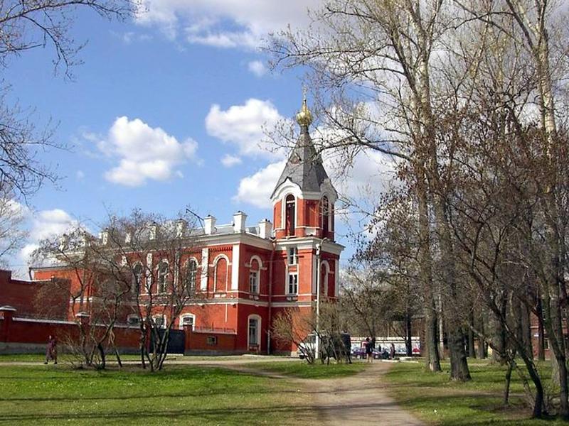 Вознесенская церковь-школа