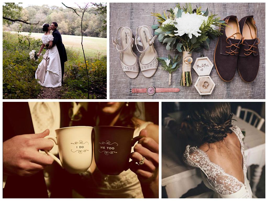 кофейная свадьба образ молодоженов для кофейной свадьбы