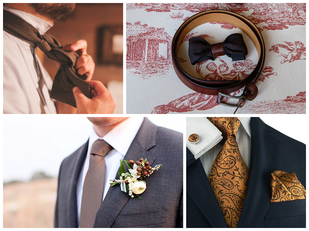 кофейная свадьба костюм жениха
