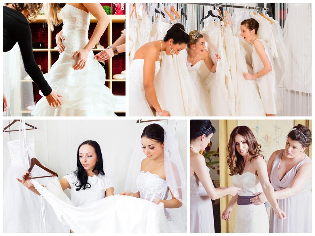 как выбрать свадебное платье санкт-петербург