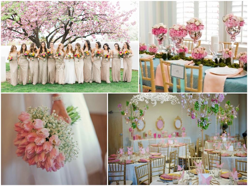 свадьба в пастельных тонах 2017