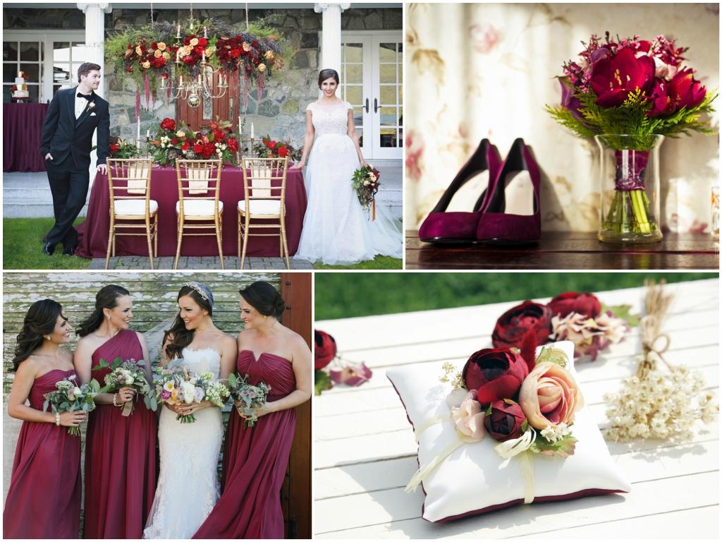 ягодная свадьба 2017