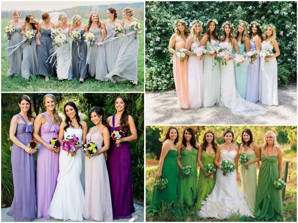 Как модно одеться на свадьбу 2017