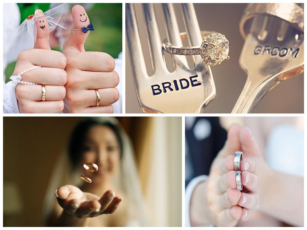 обручальные кольца до свадьбы