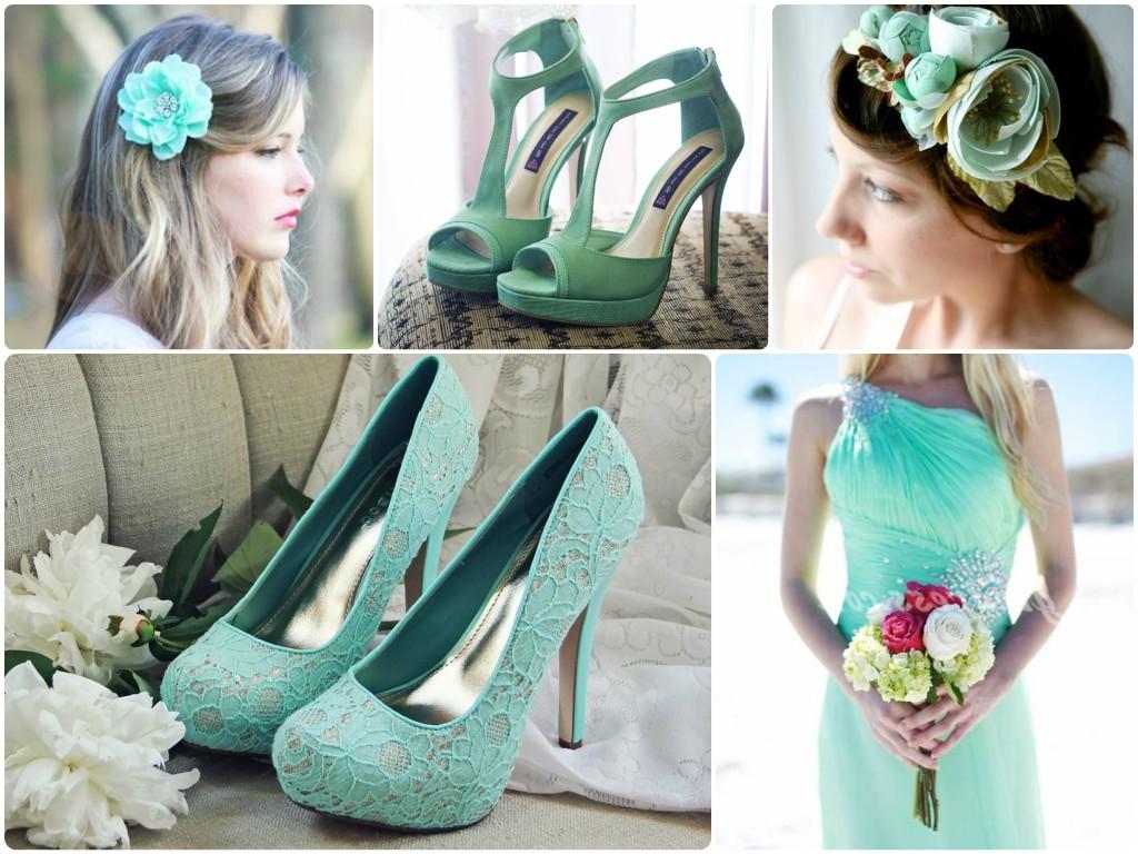 мятная свадьба