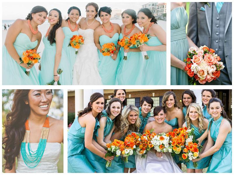 апельсиновая свадьба