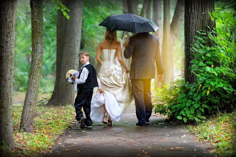 в чем пойти на свадьбу осенью фото