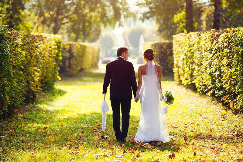 что одеть на свадьбу осенью фото