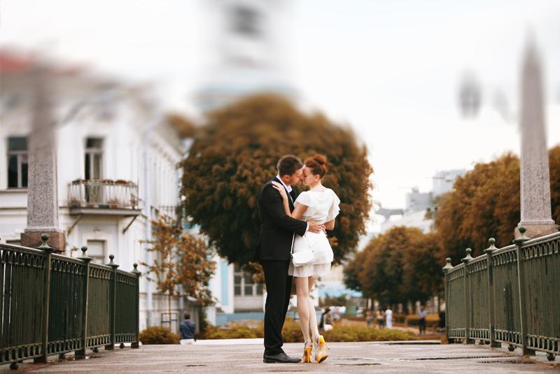 тематика свадьбы осенью