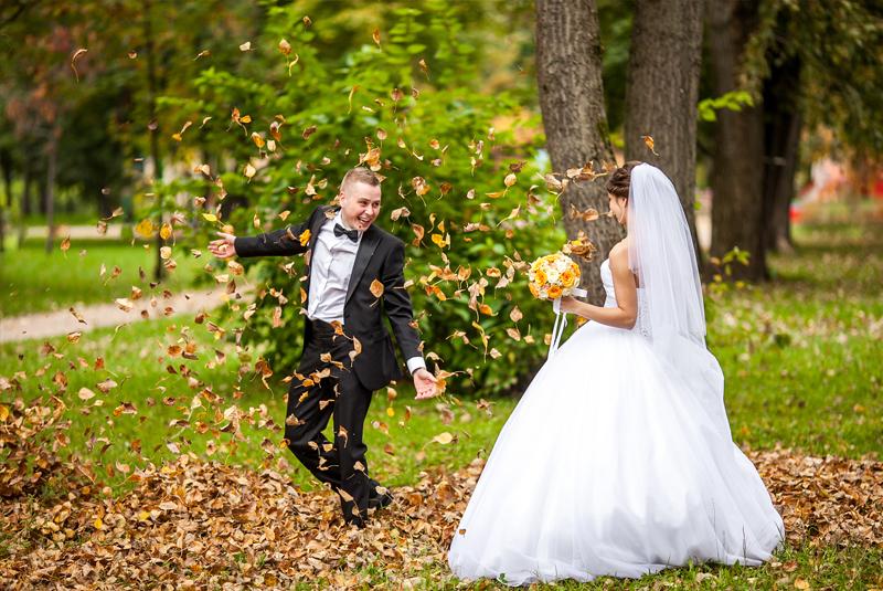 что одеть на свадьбу осенью девушке фото