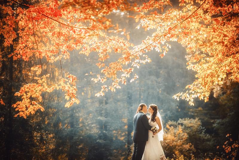 свадьба осенью своими руками
