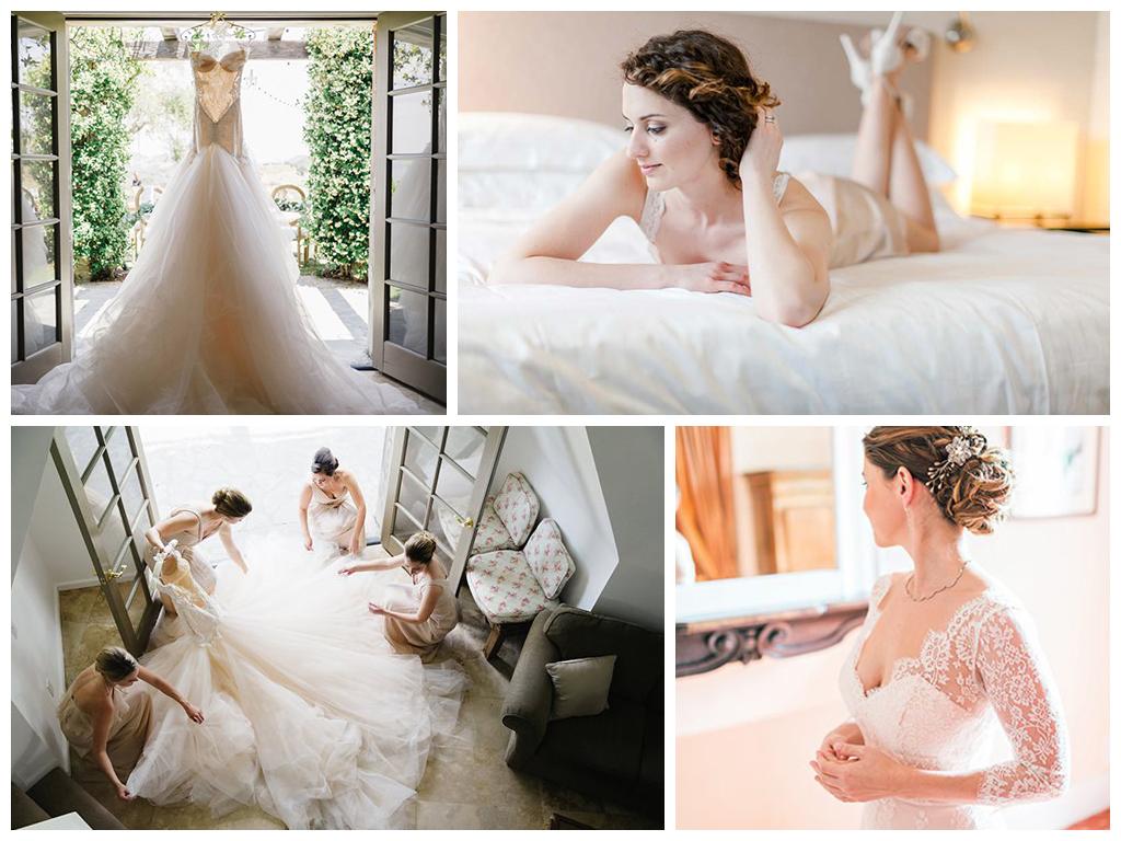 Свадебные приметы – платье