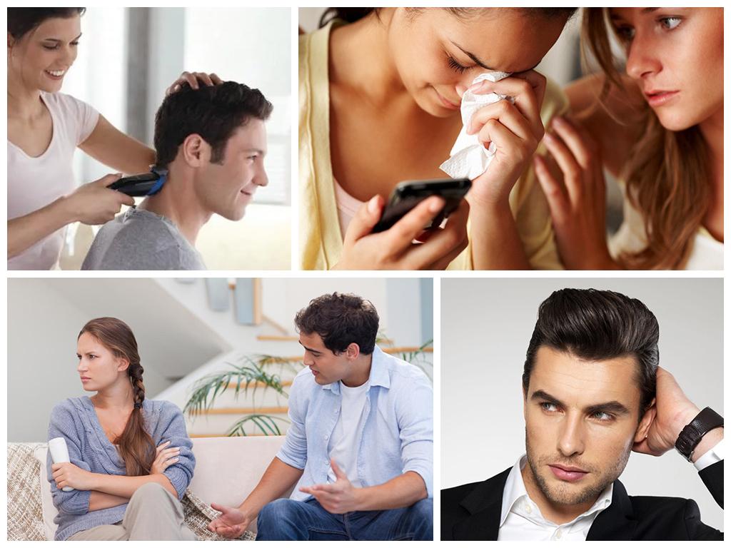 почему жене нельзя стричь мужа