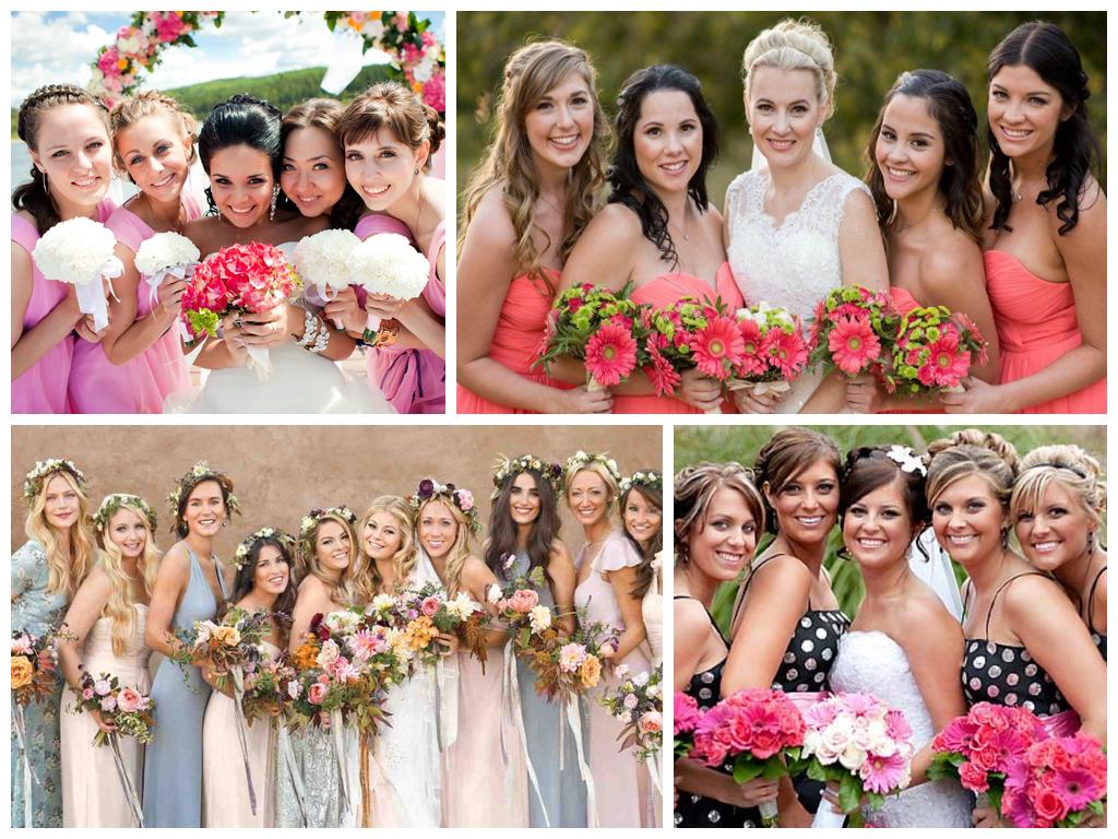 подружки невесты