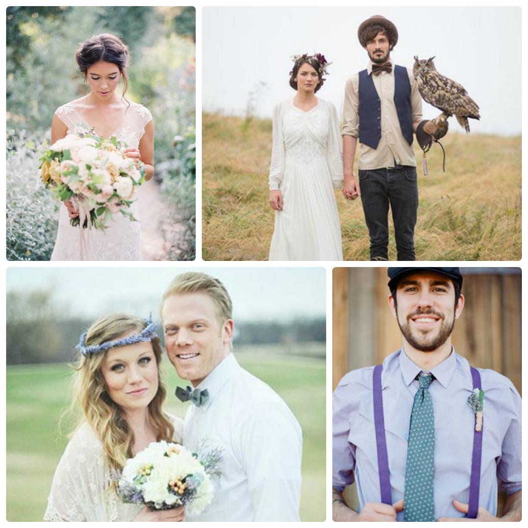 Свадьба в стиле Прованс платье