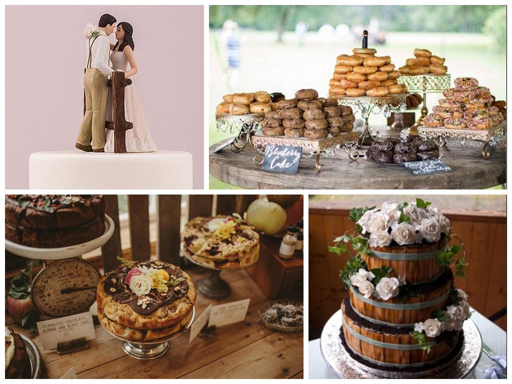 Свадьба в стиле рустик фото