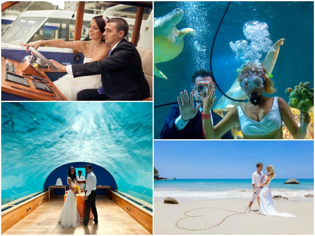 как отметить символическую свадьбу
