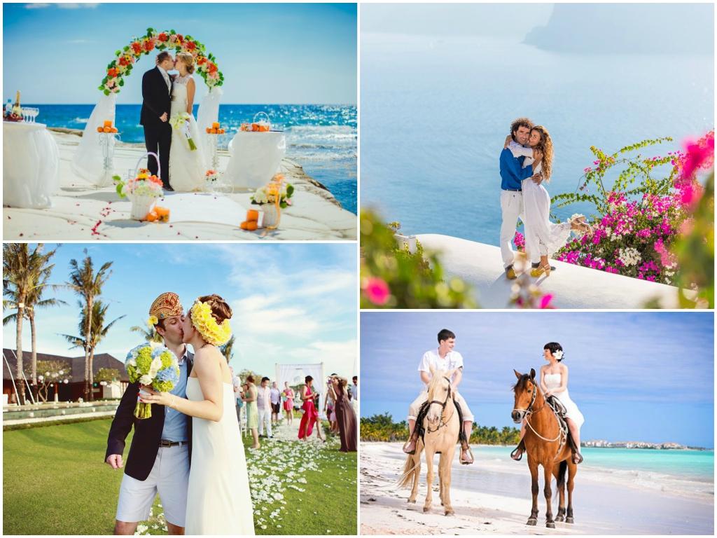 как организовать символическую свадьбу