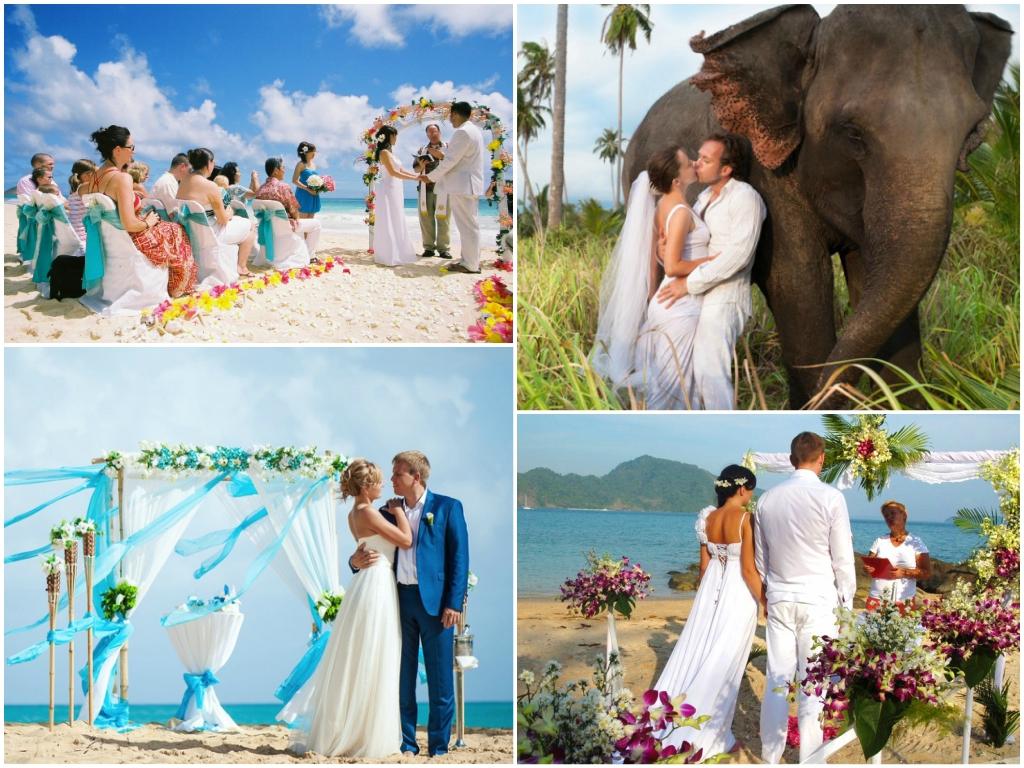 свадьба за границей стоимость