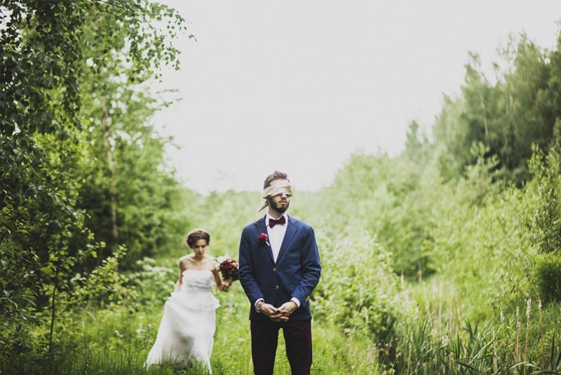 в чем пойти на свадьбу весной
