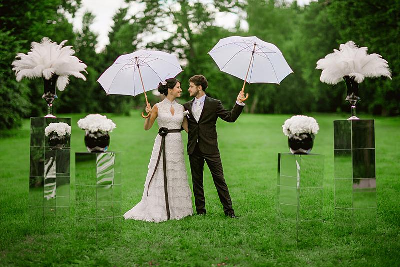 свадьба в стиле весна