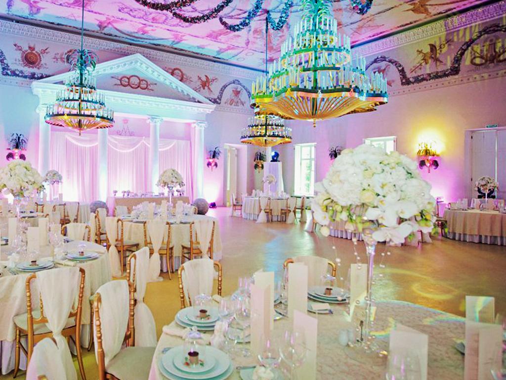Свадьба в клубе в спб